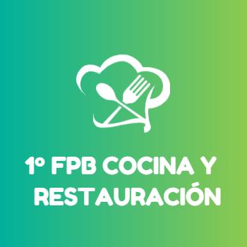 1º FPB Cocina y Restauración