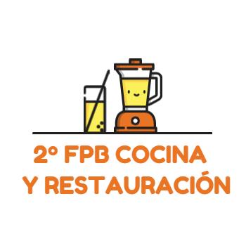 2º FPB Cocina y Restauración